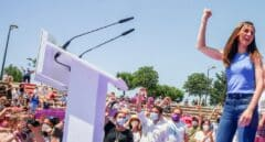 Belarra mostró reparos a que el Gobierno diera la ayuda de 30 millones a Marruecos