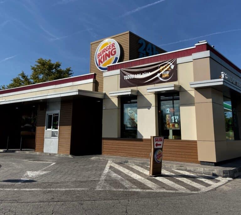 El fondo Cinven se hace con el control de Burger King España en la mayor compra del sector de la restauración
