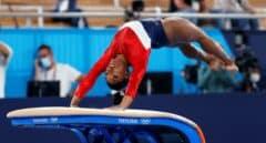 """Simone Biles no estará en la final de gimnasia de Tokio 2020 por un """"problema médico"""""""