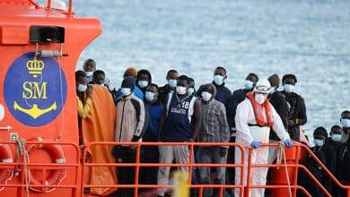 Canarias recibe un 156,9% más de migrantes irregulares que en el primer semestre de 2020