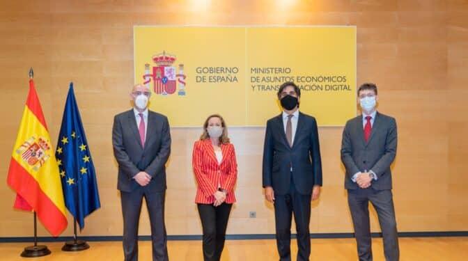 Nueva salida en Economía: cesan al director general de Digitalización, Ángel Luis Sánchez Aristi
