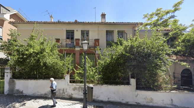 Casa del poeta Vicente Aleixandre