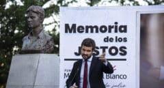 Casado anuncia que derogará la Ley de Memoria Democrática si llega al Gobierno