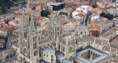 Los burgaleses se quedan sin tarta para celebrar el aniversario de su Catedral