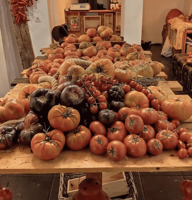 El Colmado del Tomate, más allá del kumato o del cherri