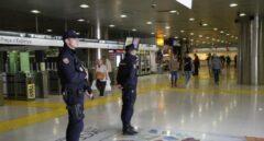 Detenido por masturbarse delante de un menor en una estación de Palma de Mallorca