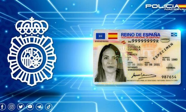 La Policía financiará con los fondos europeos el sistema de datos faciales para el DNI