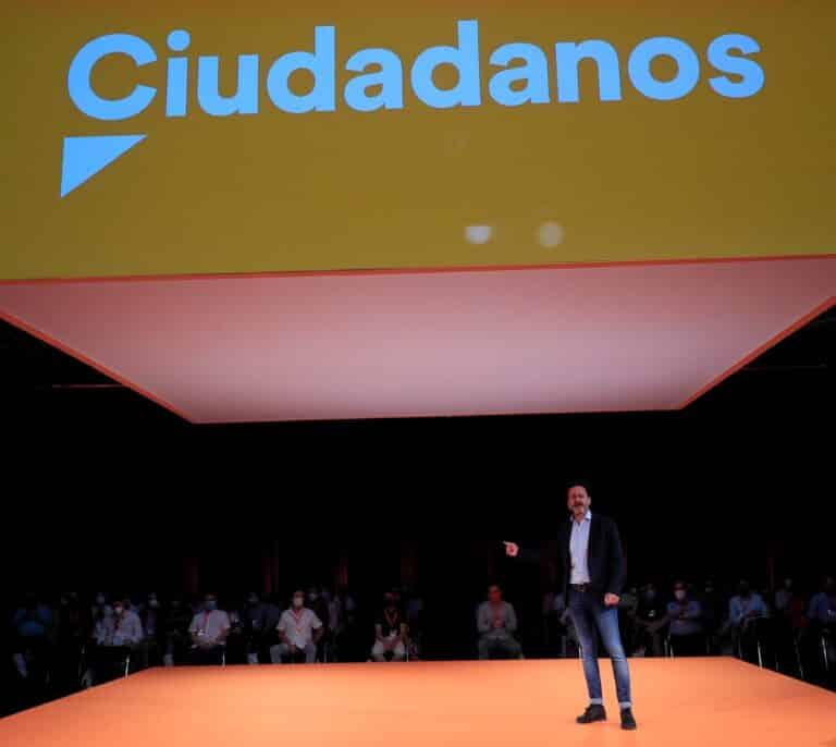 """Bal descarta una """"fusión con el PP"""" en la convención de Ciudadanos"""