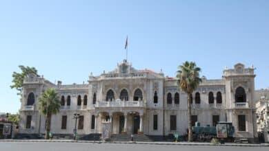 El olvidado arquitecto español de Damasco