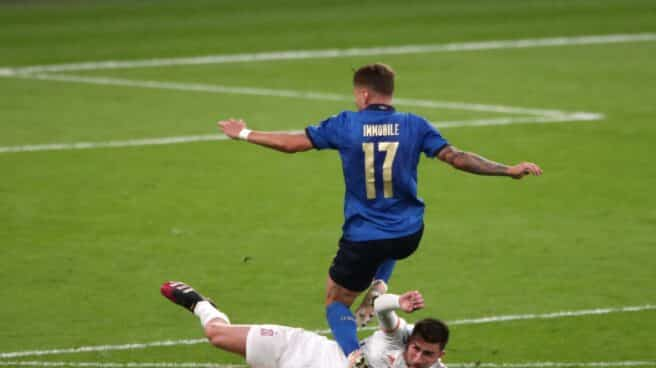 Partido España-Italia en las semifinales de la Eurocopa 2021