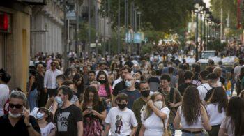 La Justicia avala el toque de queda de 1 a 6 de la madrugada para 161 municipios catalanes