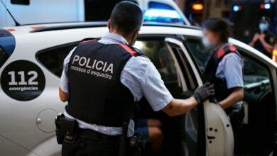 Los mossos investigan la muerte violenta de una mujer en Sabadell