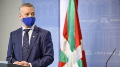 Urkullu pide por carta a Sánchez que vuelva a hacer obligatorio el uso de la mascarilla