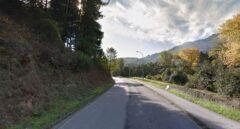 Fallece un joven de 19 años tras caer con su coche por un desnivel en Cangas del Narcea