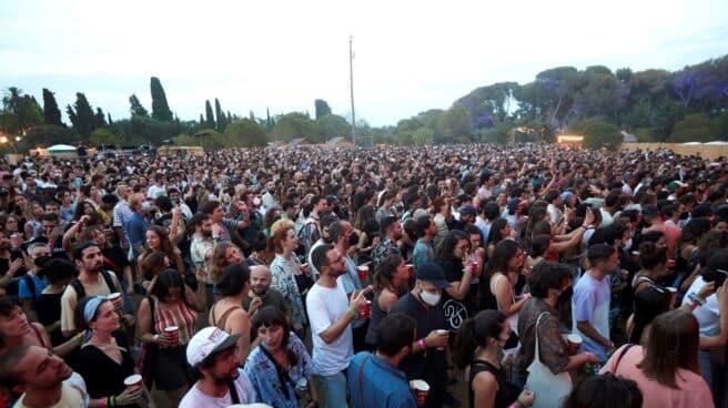 Festival Vida en Barcelona.