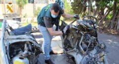 Confirman que el coche encontrado en el río Ebro es el usado en el atropello mortal de Luceni (Zaragoza)