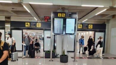 Los aeropuertos españoles operarán 15.763 vuelos en la segunda operación salida del verano