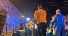 Muere un joven de 18 años con al menos cuatro puñaladas en un túnel de Madrid