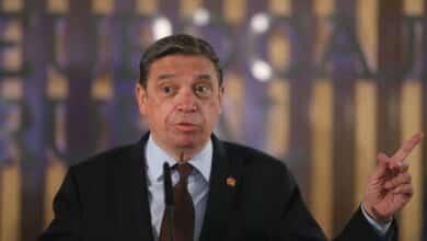 """Planas reprende a Garzón: """"Señalar al sector cárnico es injusto; la campaña no tiene sentido"""""""