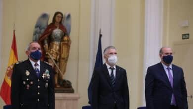 Un juez anula las medallas pensionadas a tres mandos policiales por no justificarse los méritos