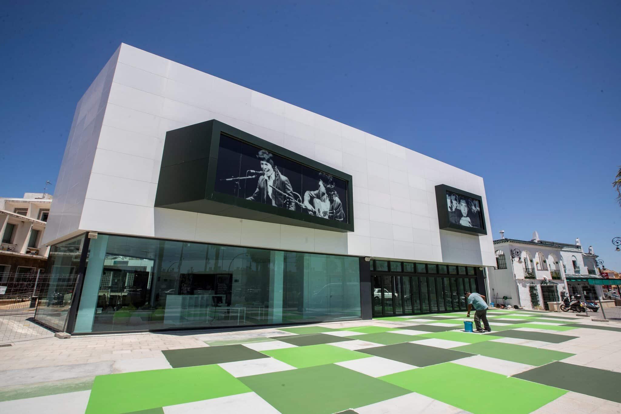 Museo Camarón de la Isla
