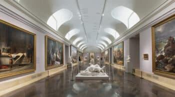 El Prado reordena sus salas dedicadas al siglo XIX con más presencia femenina