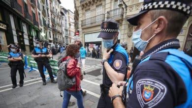 Los jueces mantienen el toque de queda en pueblos de Navarra con riesgo alto durante sus fiestas