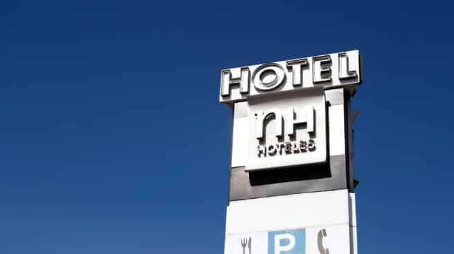 El hotel NH de Leganés.