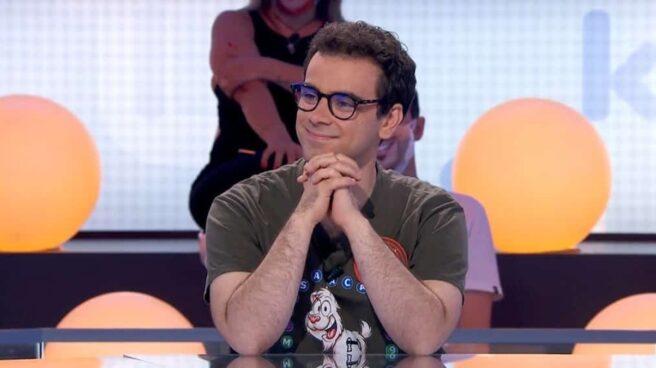 Pablo Díaz, concursante de 'Pasapalabra'
