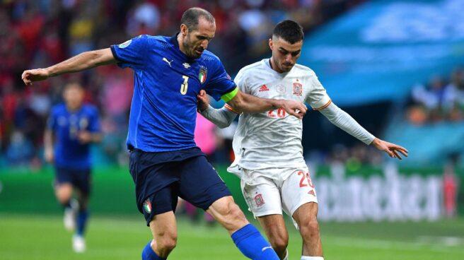 Pedri, uno de las estrellas de España en la Eurocopa, también estará presente en los Juegos Olímpicos.