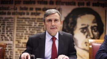 El socialista Pedro Saura sustituirá a Óscar López al frente de Paradores