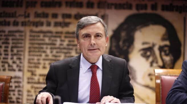 El nuevo presidente de Paradores, Pedro Saura.