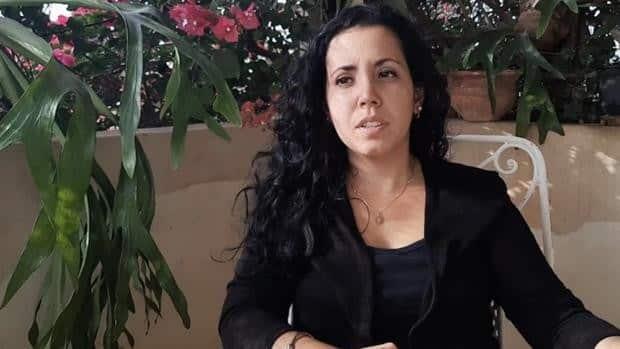 Camila Acosta, corresponsal de 'ABC' en La Habana