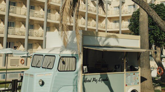 Hotel Pez Espada de Torremolinos (Málaga).