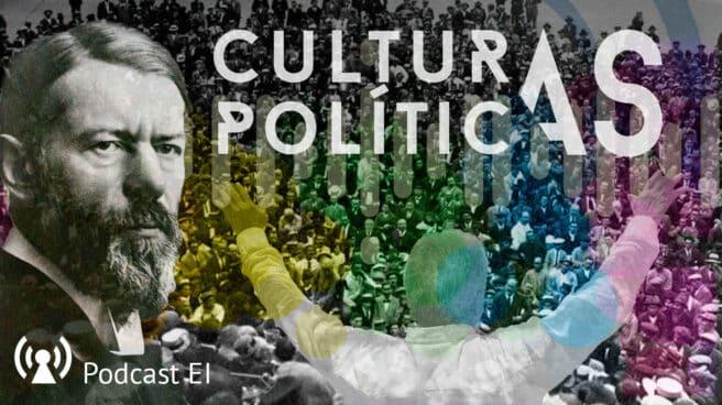 Imagen de la séptima entrega de Culturas Polícicas con Max Weber sobre un mitin político
