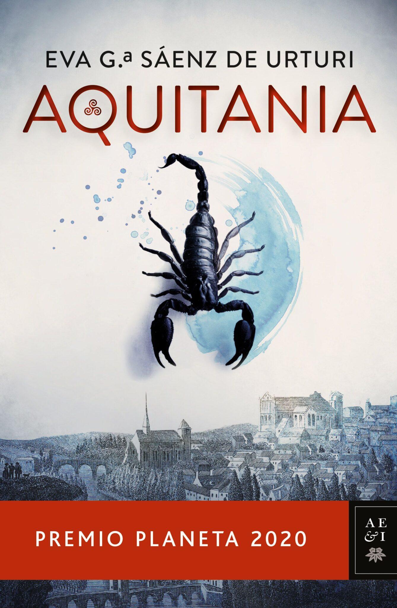 Portada de Aquitania
