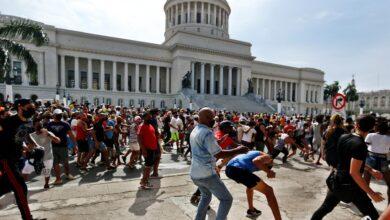 Denuncian cientos de detenidos tras la primera jornada de protestas contra el régimen en Cuba