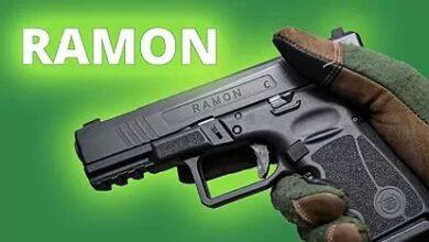 "Ramon: así es la nueva pistola ""barata"" de la que se queja la Guardia Civil"