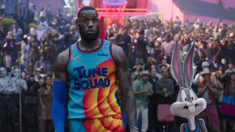 LeBron James protagoniza la nueva entrega de 'Space Jam'