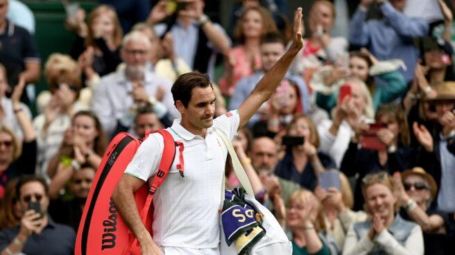 Roger Federer ha anunciado tras Wimbledon que no estará en los Juegos Olímpicos.