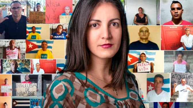 """Rosa María Payá: """"La UE debería apoyar la salida de la dictadura cubana"""""""