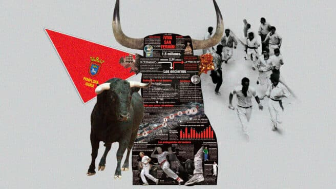 Collage San Fermines