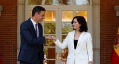 """Ayuso mantiene su ruptura con Sánchez: """"Si sigue así, habrá que decidir entre su futuro y el de España"""""""