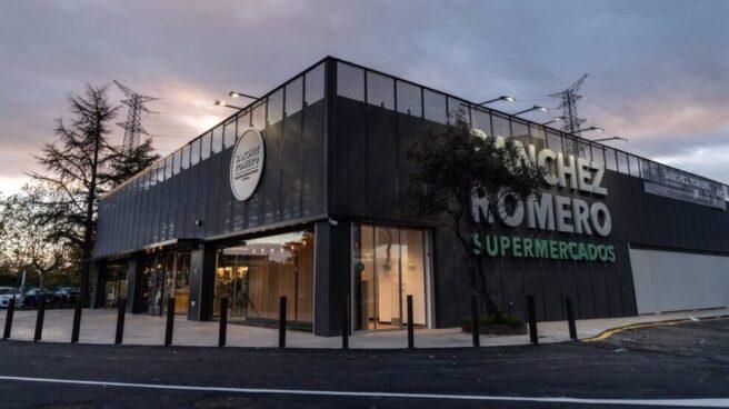 Un supermercado de la cadena Sánchez Romero.
