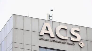 ACS eleva su beneficio hasta los 351 millones en el primer semestre por la recuperación de Abertis