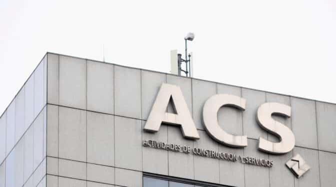 ACS eleva su beneficio en el primer semestre hasta los 351 millones con la recuperación de Abertis
