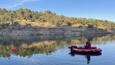Encuentran el cadáver del joven que se ahogó en el río Lozoya