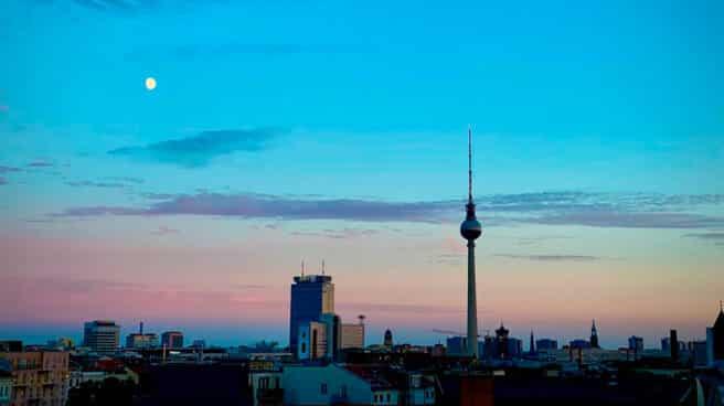 Imagen de Berlín en verano