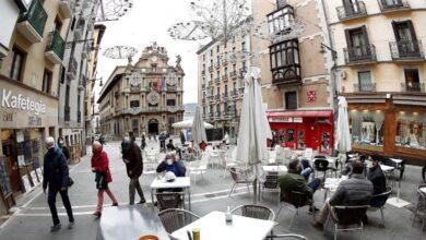 La Justicia avala el toque de queda durante los fines de semana y festivos en Navarra