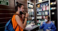 ¿Cuánto cuestan los test de antígenos de las farmacias en España?
